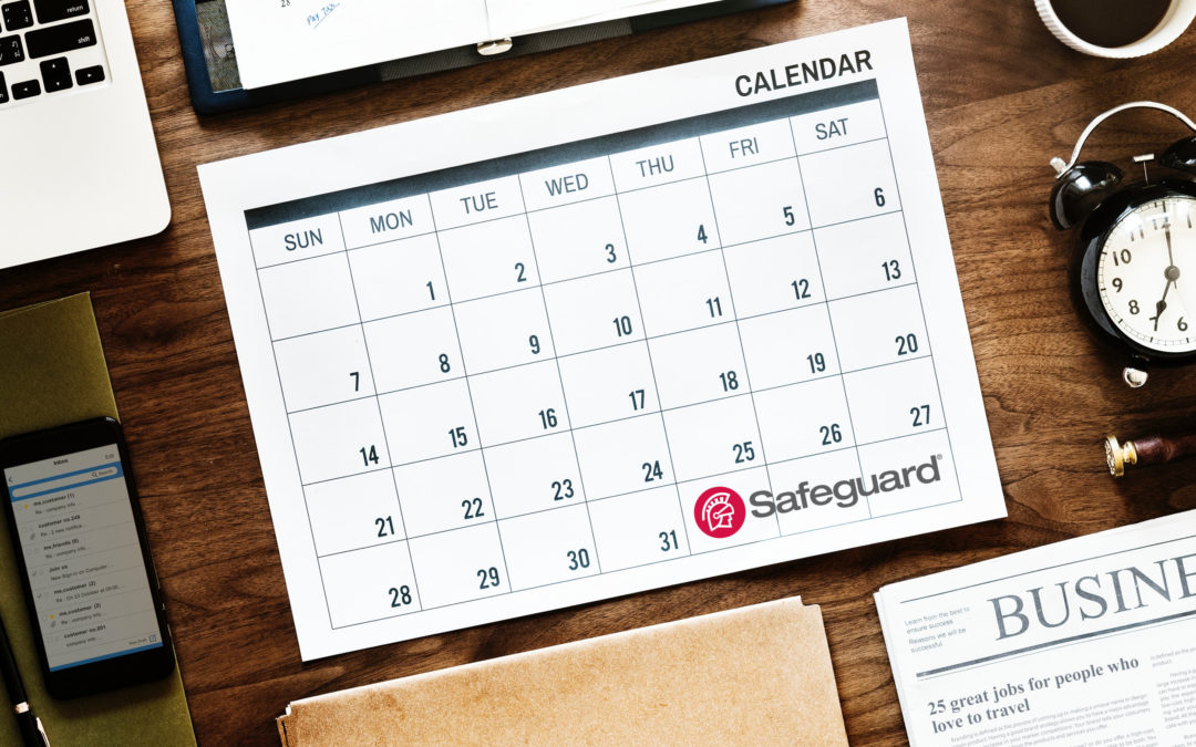Why You Should Send Out a Company Calendar