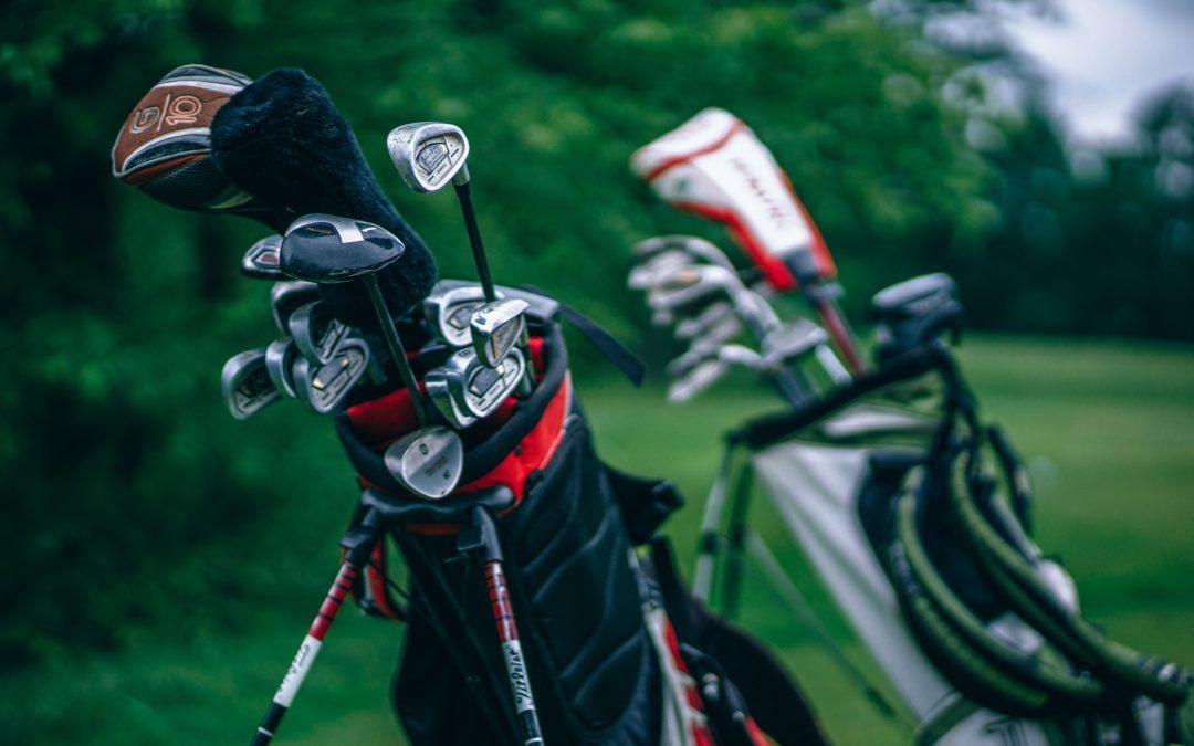 golf branding